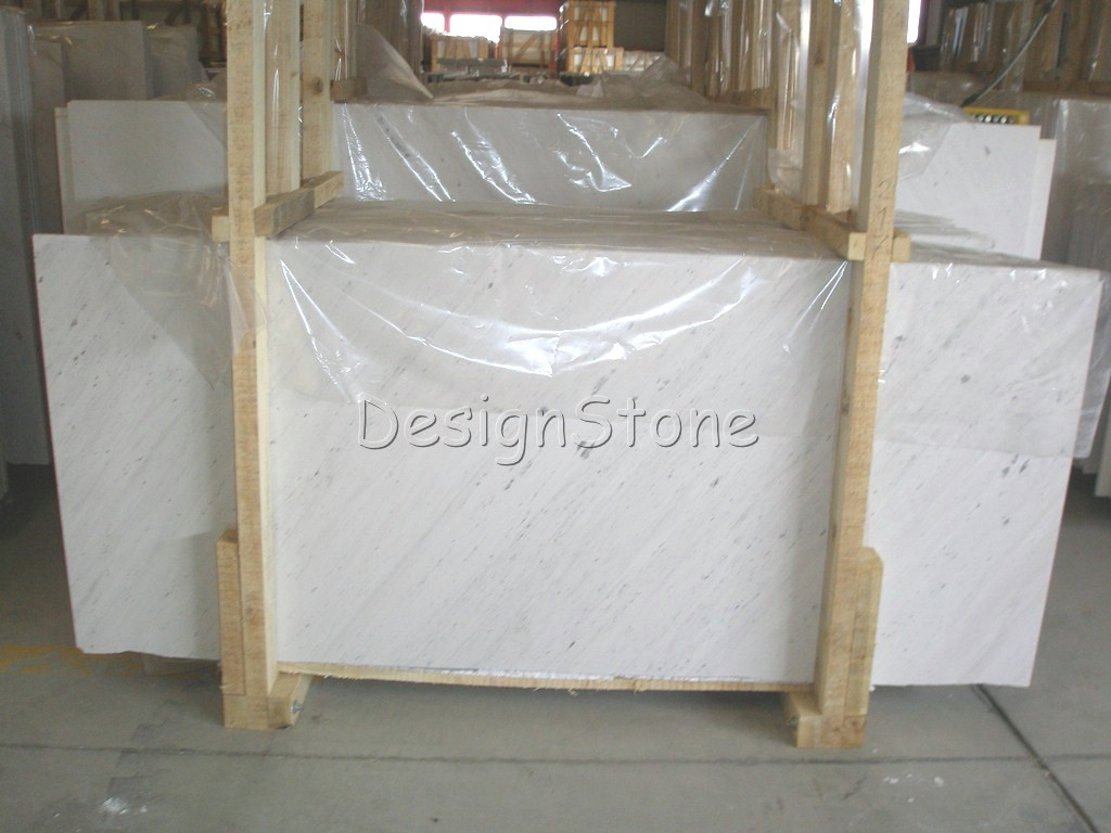 Bianco Sivec white marble