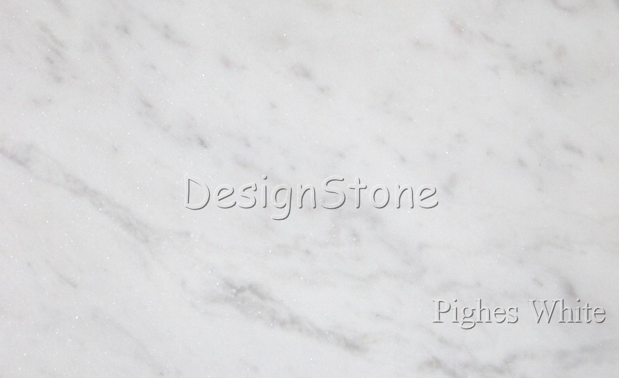 Bianco Pighes White Marble